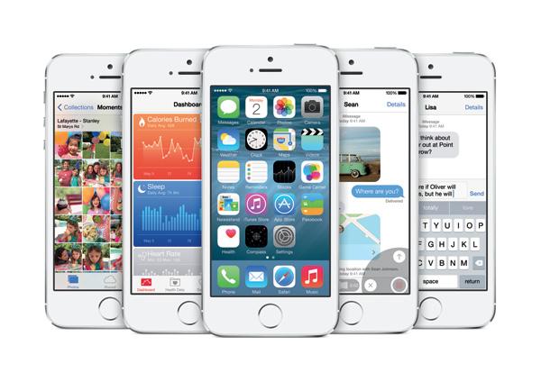 ios8 iphone